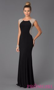 black-nude-dress-X-XS5844-a