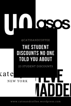 The student discOunts no one told you about